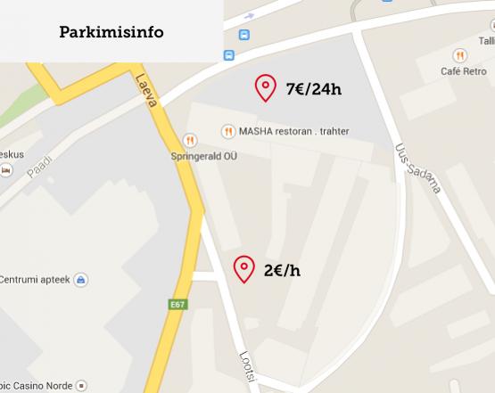 Tallinna parkimine